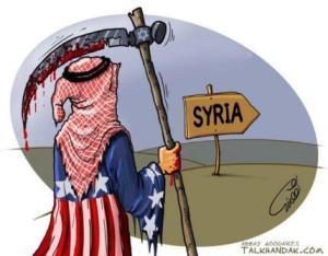 eua na siria