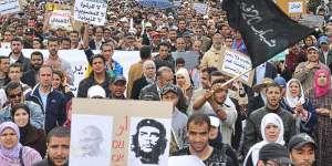MOROCOO-ABDELHAK SENNA-AFP
