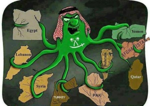 siria arabia saudita