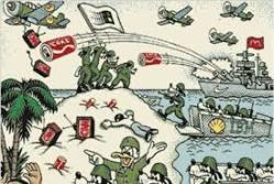 imperialismo atual coca cola e disney