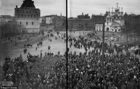 7 nov 1917 rússia