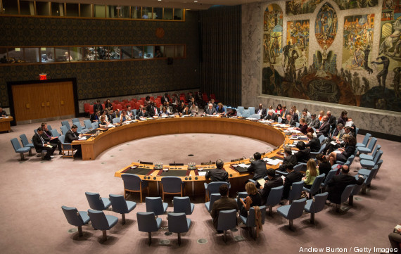 United Nations Security Council Holds Meeting On Situation In Ukraine