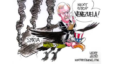 Bolton-Venzuela-Latuff